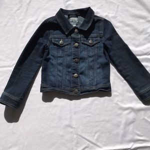 Other - Children place jean jacket size 5/6